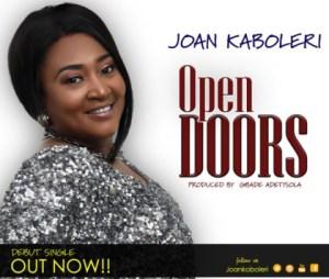 Joan Kaboleri - Open Doors